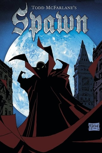 Poster of Todd McFarlane's Spawn