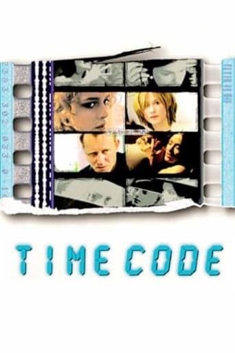 Poster of Timecode