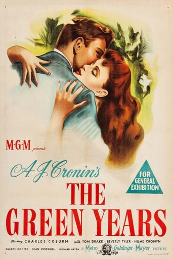 Poster of The Green Years
