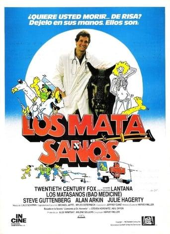 Poster of Los matasanos