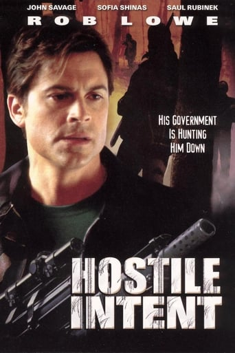 Watch Hostile Intent Free Online Solarmovies