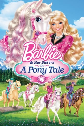 Poster of Barbie & Her Sisters in A Pony Tale