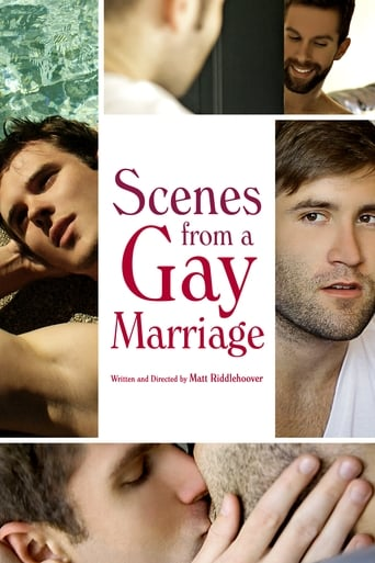 Poster of Scenes from a Gay Marriage