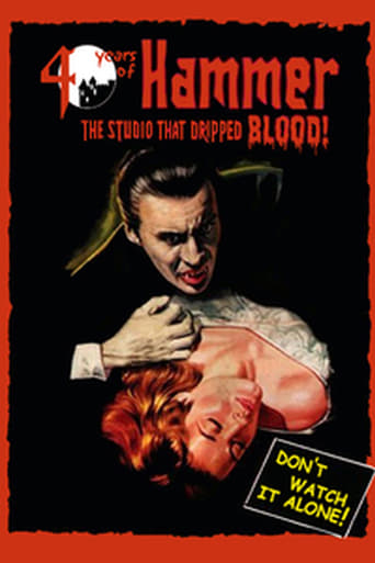 Poster of Hammer: The Studio That Dripped Blood
