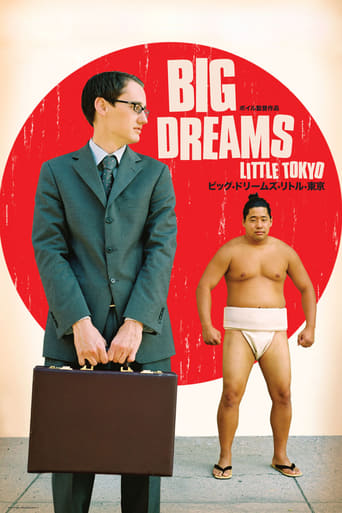 Watch Big Dreams Little Tokyo Online Free Putlocker