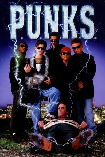 Poster of P.U.N.K.S
