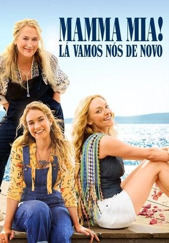 Poster of Mamma Mia! Lá Vamos Nós de Novo