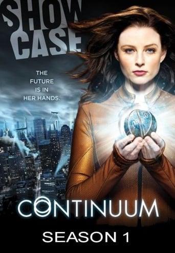 Continuum 1ª Temporada - Poster