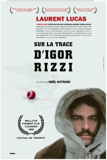 Watch On the Trail of Igor Rizzi 2006 full online free