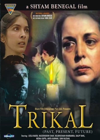 Poster of Trikal