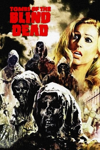 Poster of Tombs of the Blind Dead