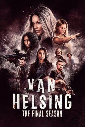 Van Helsing 5ª Temporada - Poster
