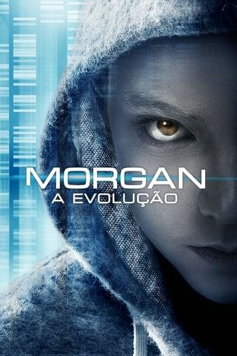Morgan: A Evolução - Poster