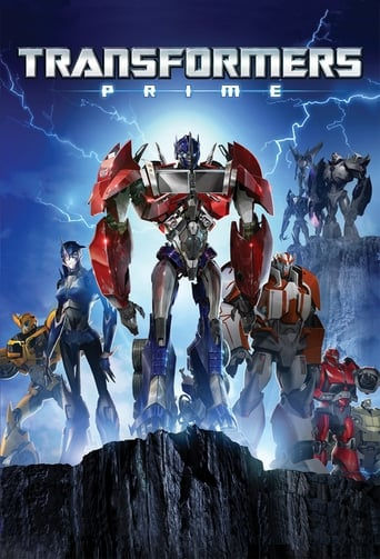 Poster of Transformers: Prime