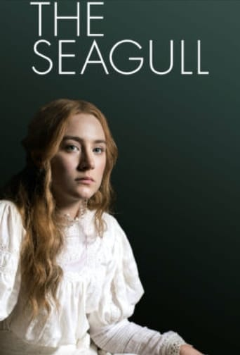 Poster of The Seagull fragman