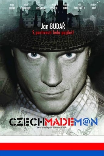 Poster of Czech-made man