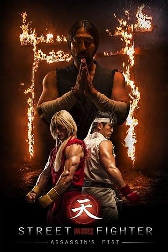 Poster of Street Fighter : Assassin's Fist