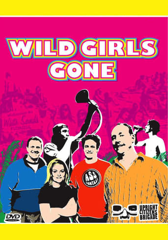 Poster of Wild Girls Gone