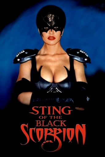 Poster of Sting of the Black Scorpion