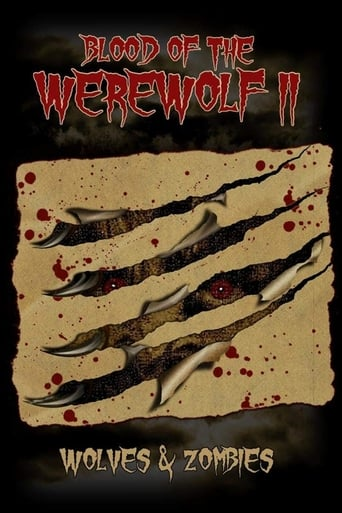 Poster of Blood of the Werewolf II: Wolves & Zombies