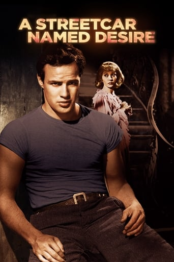 Poster A Streetcar Named Desire