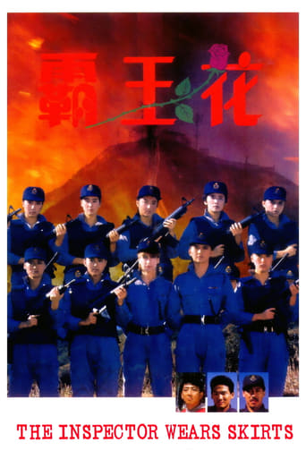 Poster of The Inspector Wears Skirts