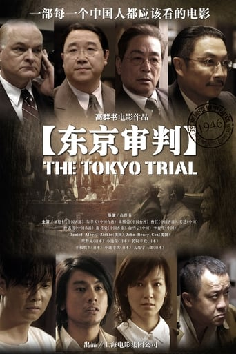 Watch The Tokyo Trial Free Online Solarmovies