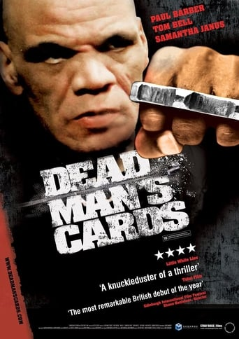 Poster of Dead Man's Cards
