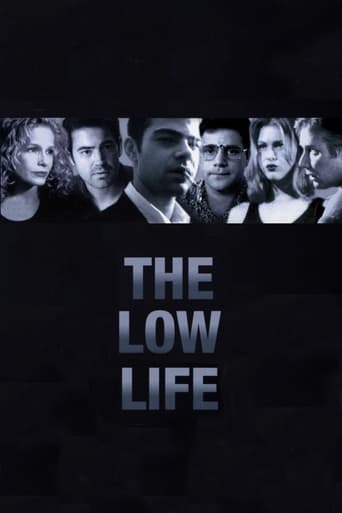 Official movie poster for The Low Life (1995)
