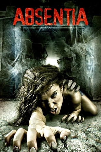 Absentia (2011) - poster
