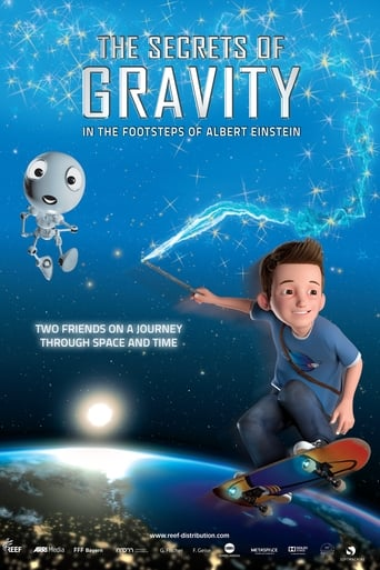 The Secrets of Gravity: In the Footsteps of Albert Einstein movie poster