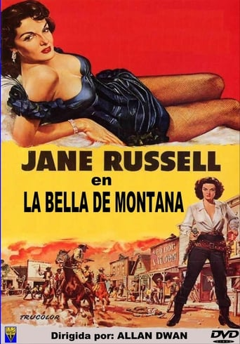 Poster of La bella de Montana