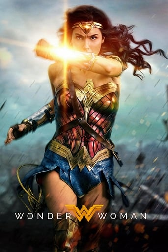 Official movie poster for Wonder Woman (2017)