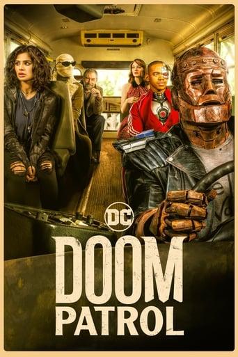 Patrulha do Destino (Doom Patrol) 1ª Temporada Torrent (2019) Dual Áudio / Dublado / Dual Áudio BluRay 720p | 1080p - Download - Baixar Magnet