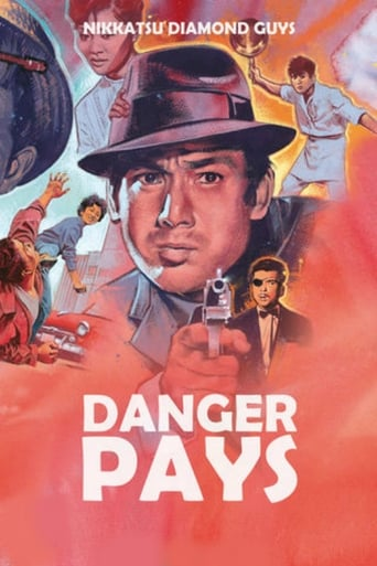 Poster of Danger Pays