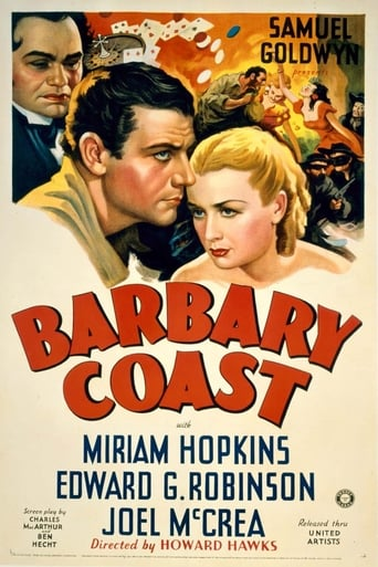 Poster of Barbary Coast