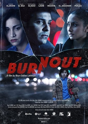 Poster of Burnout