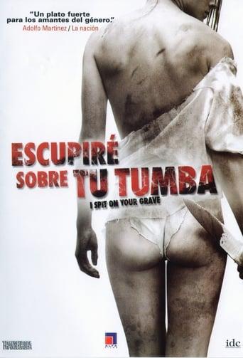 Poster of Escupiré sobre tu tumba