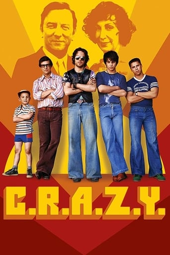 C.R.A.Z.Y. Poster