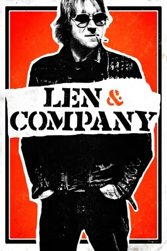 Poster of Len and Company