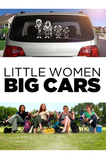 Poster of Little Women Big Cars