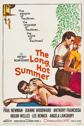 Poster of The Long, Hot Summer