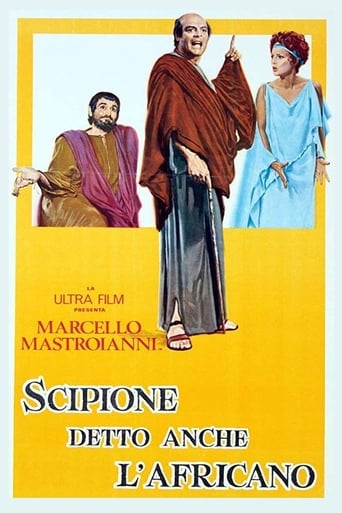 Poster of Scipio the African