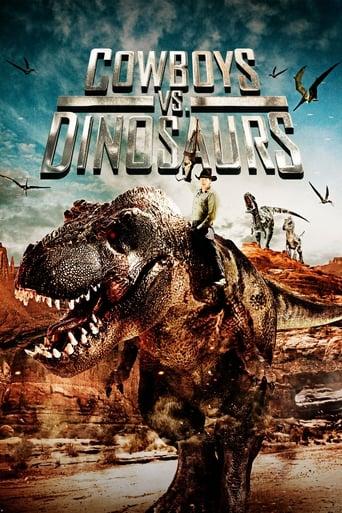 Poster of Cowboys vs. Dinosaurs