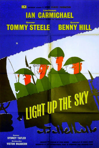 Poster of Light Up the Sky!