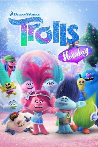 Poster of Trolls Holiday