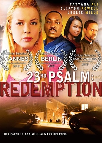 Poster of 23rd Psalm: Redemption