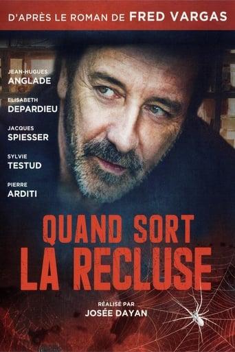 Poster of Quand sort la recluse