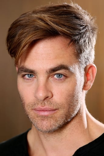 Chris Pine alias Steve Trevor