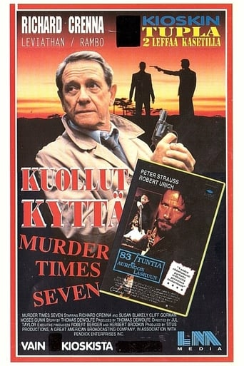 Poster of Murder Times Seven